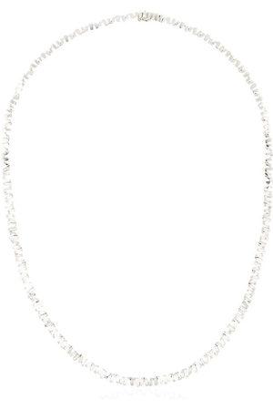 Suzanne Kalan Donna Collane - Collana in 18kt con diamanti - WHITE GOLD