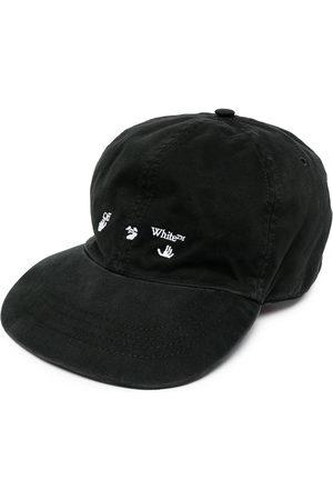 OFF-WHITE Uomo Cappellini - Cappello da baseball con ricamo