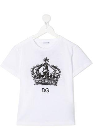 Dolce & Gabbana T-shirt con stampa