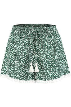 Shiwi Donna Pigiami - Pantaloncini da pigiama 'Tuvalu