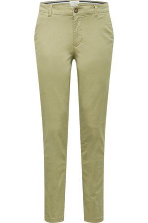 Selected Pantaloni chino oliva