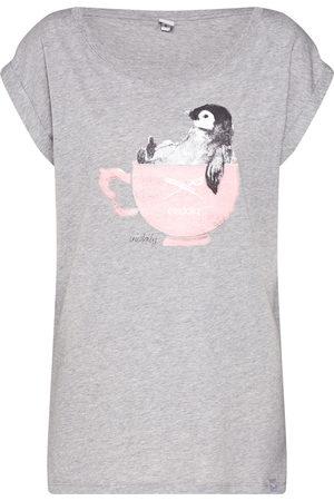 Iriedaily Donna T-shirt - Maglietta 'Pingulax Tee