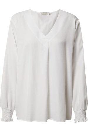 Cream Camicia da donna 'Feng