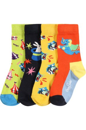 Happy Socks Calzino 'Circus' lilla scuro / / / /