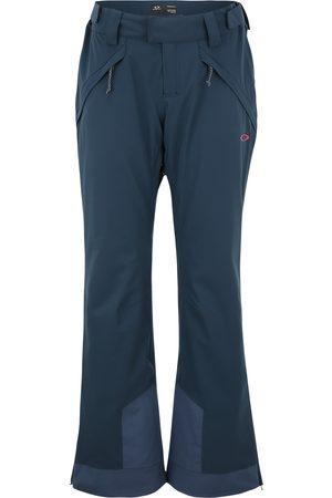 Oakley Pantaloni per outdoor 'IRIS' scuro