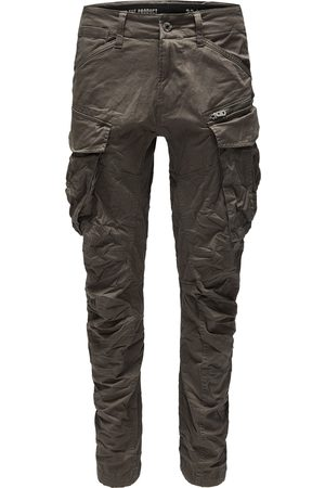 G-Star Pantaloni cargo 'Rovic 3D Tapered' cachi