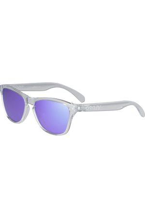 Oakley Occhiali da sole sportivi 'FROGSKINS XS' trasparente / lilla