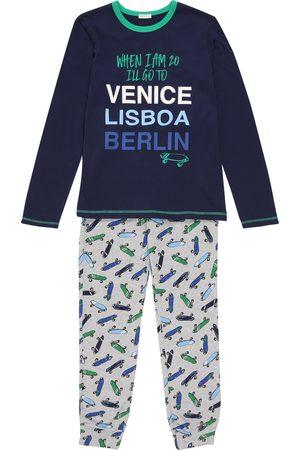 Benetton Pigiama navy /