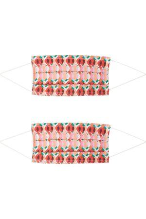 Zwillingsherz Foulard '2er Pack Retro' / colori misti