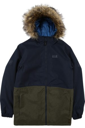 Jack Wolfskin Giacca per outdoor 'BANDAI' notte / cachi