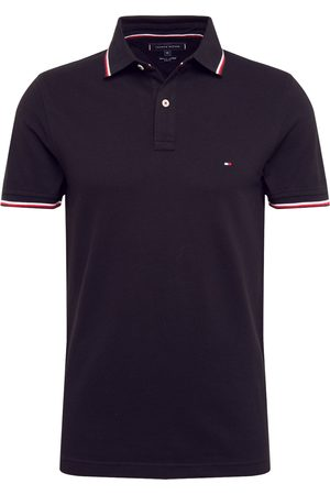 Tommy Hilfiger Uomo Polo - Maglietta 'TOMMY TIPPED SLIM POLO