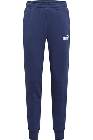 Puma Uomo Pantaloni sportivi - Pantaloni sportivi navy /