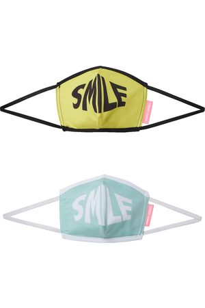 INFERNO Foulard 'A SMILE A DAY KEEPS THE DOCTOR AWAY' /