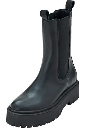 EDITED the label Boots chelsea 'Gudrun