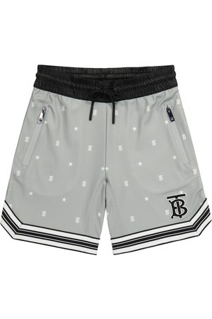 Burberry Bambino Pantaloncini - Shorts in tessuto tecnico
