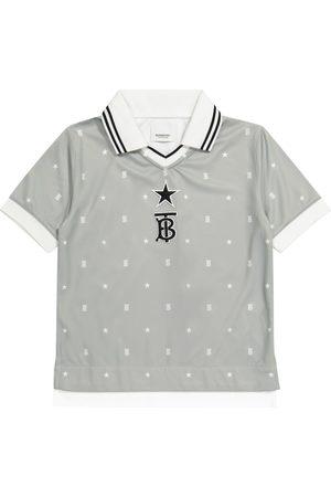 Burberry Bambino Polo - Polo in jersey tecnico