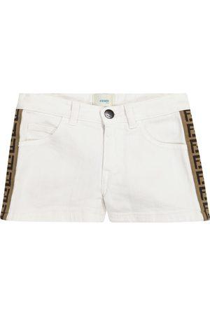Fendi Shorts di jeans
