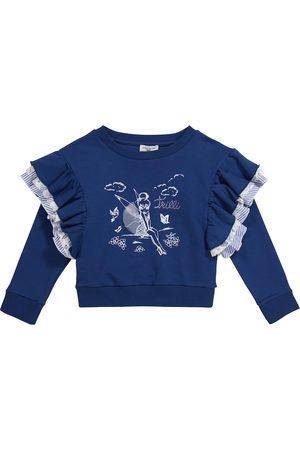 MONNALISA Bambina Felpe - X Disney® - Pullover in misto cotone stretch