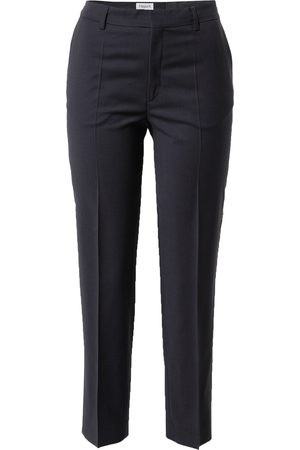 Filippa K Donna Slim & Skinny - Pantaloni con piega frontale 'Emma