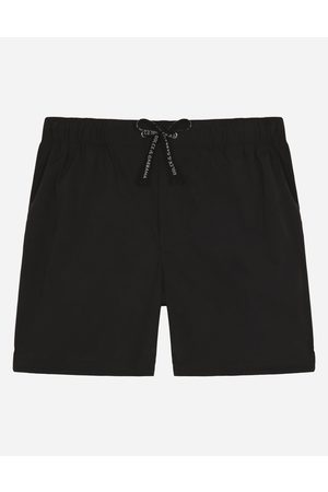 Dolce & Gabbana Collection - BOXER IN NYLON STAMPA LOGO ALLOVER male 2