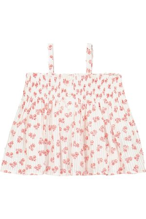 BONPOINT Baby - Top Abricot a stampa in cotone