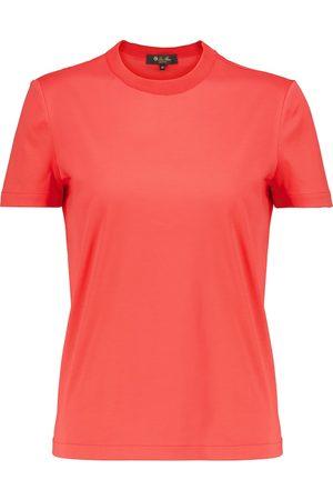 Loro Piana T-shirt My-T in cotone