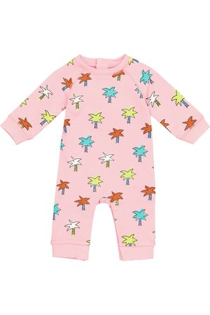 Stella McCartney Baby - Tutina a stampa in cotone