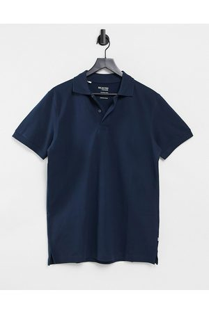 Selected Homme Polo navy