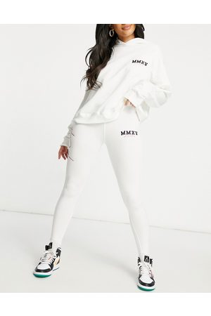 The Couture Club Donna Joggers - Joggers color crema