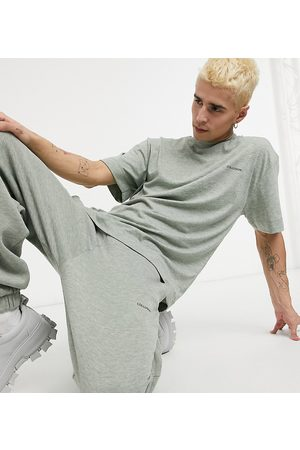 COLLUSION Joggers oversize mélange in coordinato