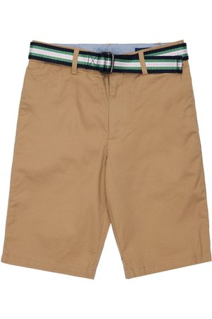 Ralph Lauren Shorts In Twill Di Cotone Stretch