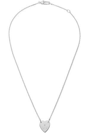 Gucci Collana con cuore trademark