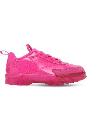 """Reebok Sneakers """"club C"""" In Vernice"""