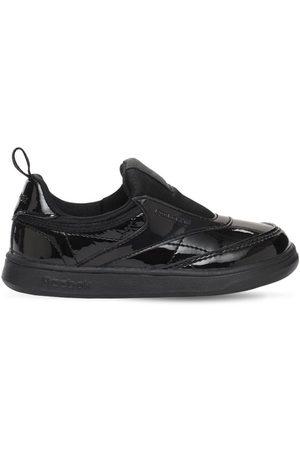 """Reebok Sneakers Slip-on """"club C"""" In Vernice"""