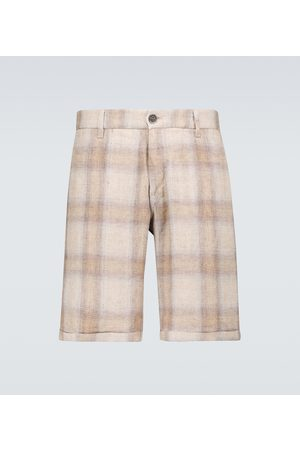 BARENA Shorts Rio Romaso in lino