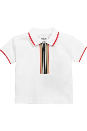 Burberry Baby - Polo in cotone