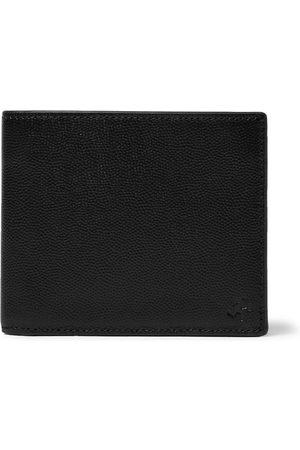 WANT LES ESSENTIELS Uomo Portafogli e portamonete - Benin Pebble-Grain Leather Billfold Wallet