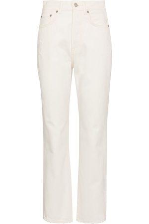 Acne Studios Jeans slim a vita alta