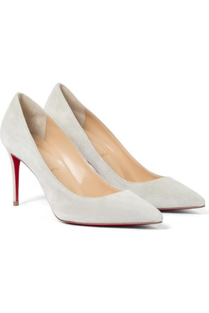Christian Louboutin Pumps Kate 85 in suede