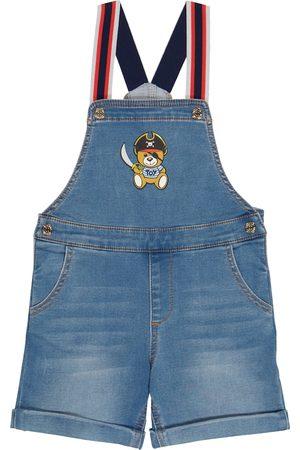 Moschino Baby - Salopette di jeans