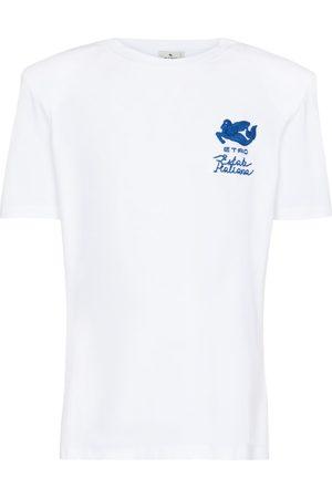 Etro T-shirt in cotone