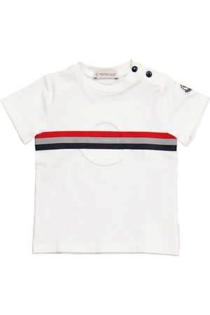 Moncler Baby - T-shirt in cotone