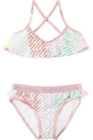 Marc Jacobs Bambina Bikini - Set Bikini Con Logo