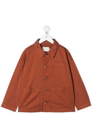 THE NEW SOCIETY Bambino Blazer - Giacca-camicia con tasche