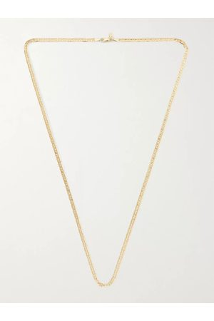 Maria Black Uomo Collane - Carlo -Plated Chain Necklace