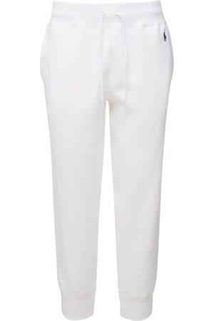 Polo Ralph Lauren Donna Pantaloni - Pantaloni In Jersey Di Misto Cotone