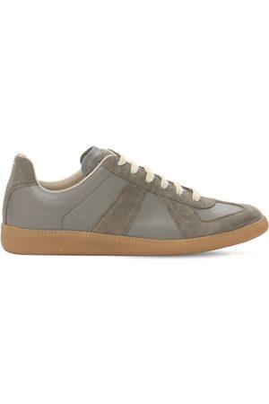 """Maison Margiela Sneakers """"replica"""" In Pelle E Camoscio 20mm"""