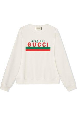 Gucci Felpa con stampa
