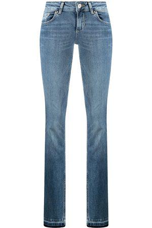 Liu Jo Donna A zampa & Bootcut - Jeans svasati con cintura