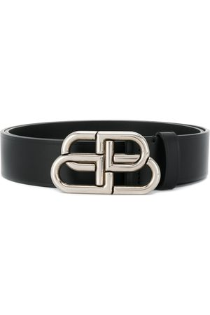 Balenciaga Uomo Cinture - Cintura BB con applicazione